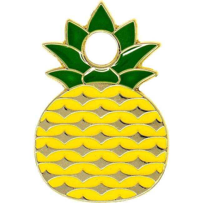 Pineapple Tag, Yellow