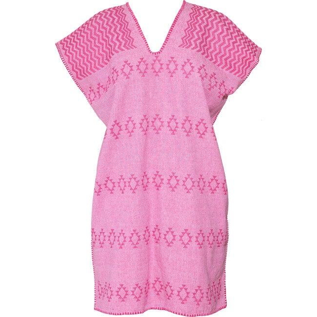Kid's Kaftan, Pink