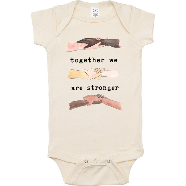 Together We Are Stronger Snappie