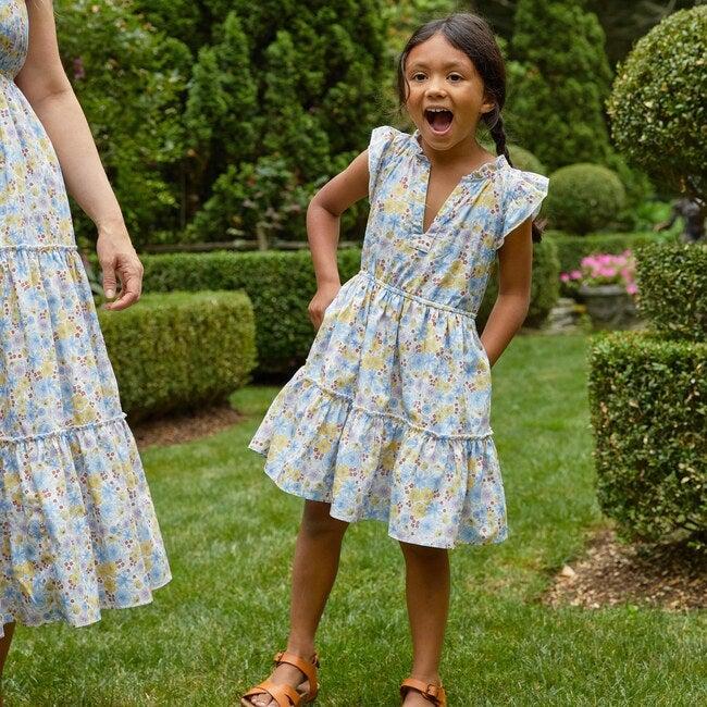 Sierra Dress, Flower Garden