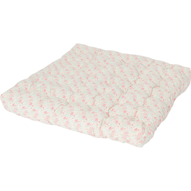 Becky Play Mattress, Pink Ditsy Floral