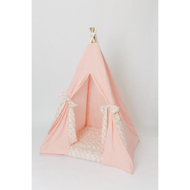 Chloe Play Tent, Pink Floral