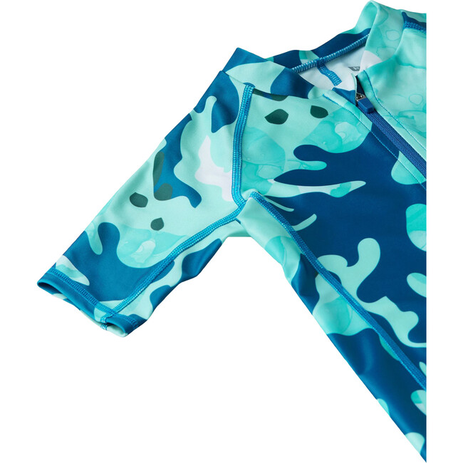 Vesihiisi Swim Overall, Blue