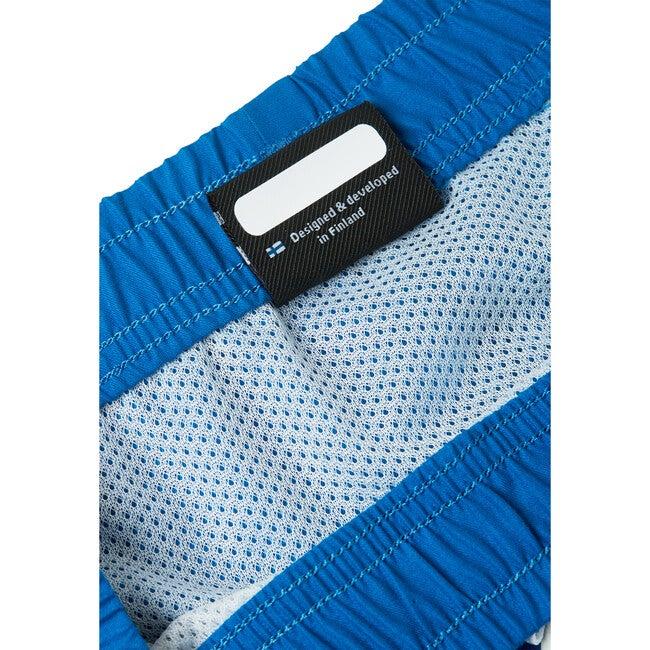 Somero Shorts, Blue