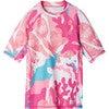 Joonia Swim shirt, Fuchsia Pink - One Pieces - 1 - thumbnail