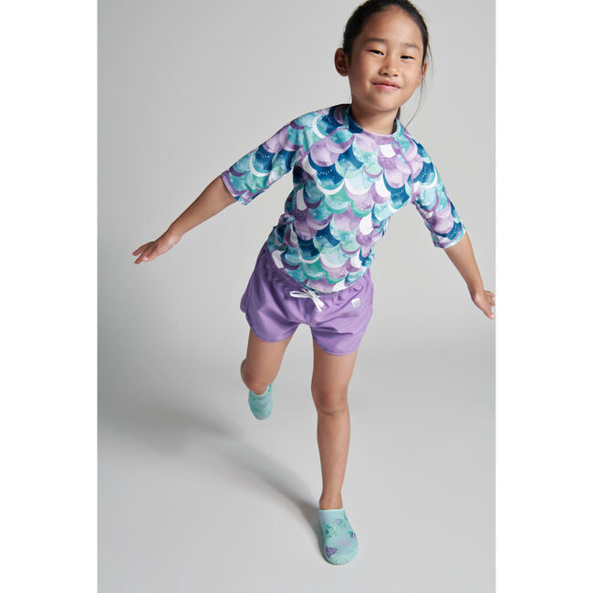 Joonia Swim shirt,  Aquatic