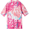 Joonia Swim shirt, Fuchsia Pink - One Pieces - 4