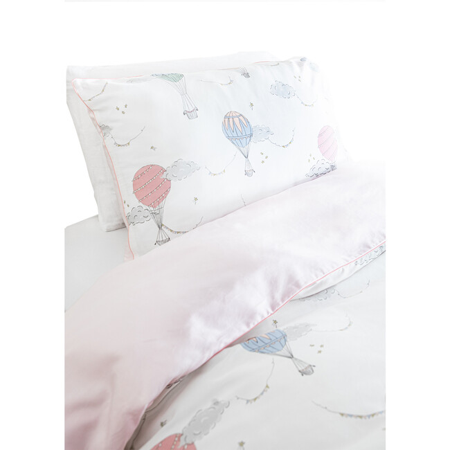 Touch The Sky Twin Set, Pink - Duvet Sets - 1