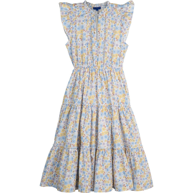 Simone Women's Dress, Flower Garden