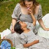 Celine Women's Smocked Dress, Flower Garden - Dresses - 2