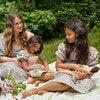 Celeste Smocked Dress, Flower Garden - Dresses - 5
