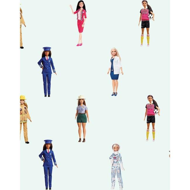 Career Barbie Traditional Wallpaper, Sky