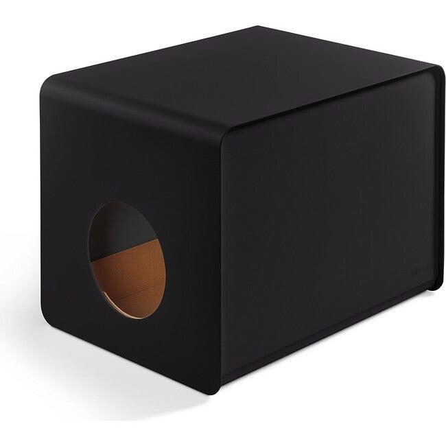 Sito Cat Litter Box, Black