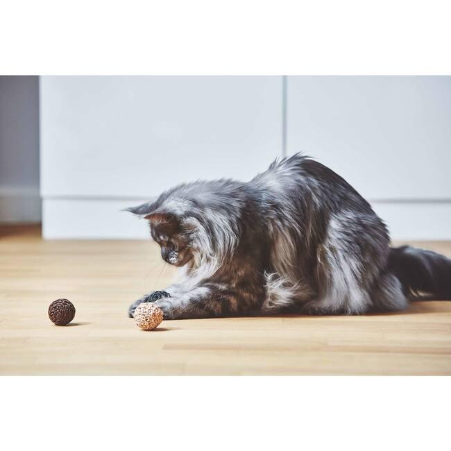 Filo Cat Toy Ball, Set of 3
