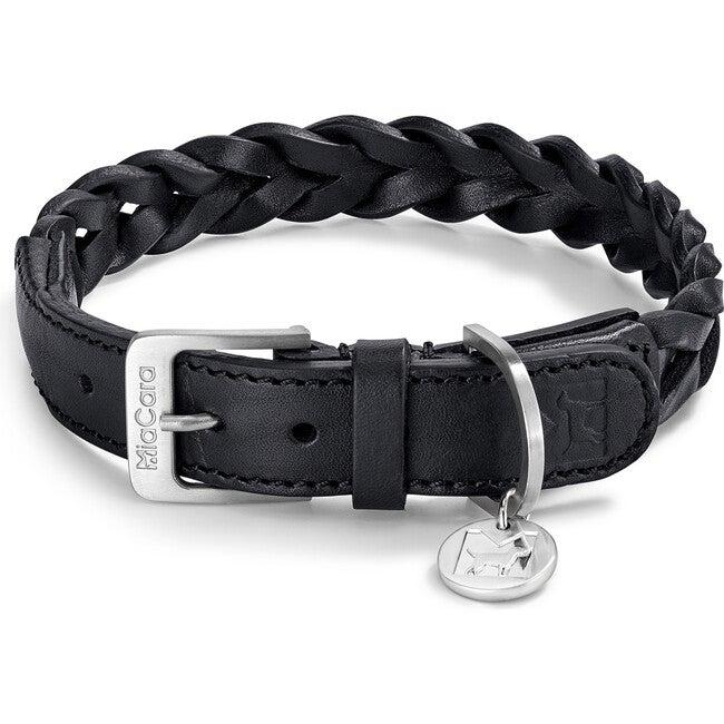 Bergamo Dog Collar, Black