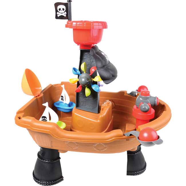 Pirate Ship Water Table - Multicolor