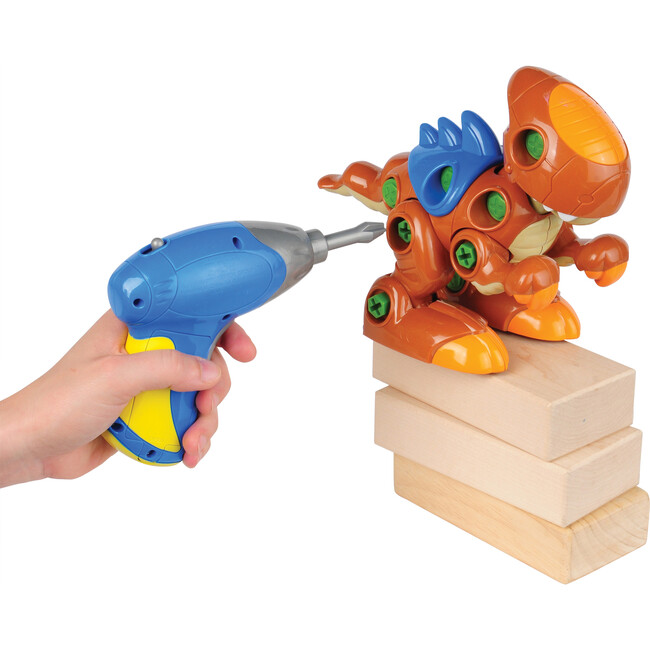 Create A Dino - Orange