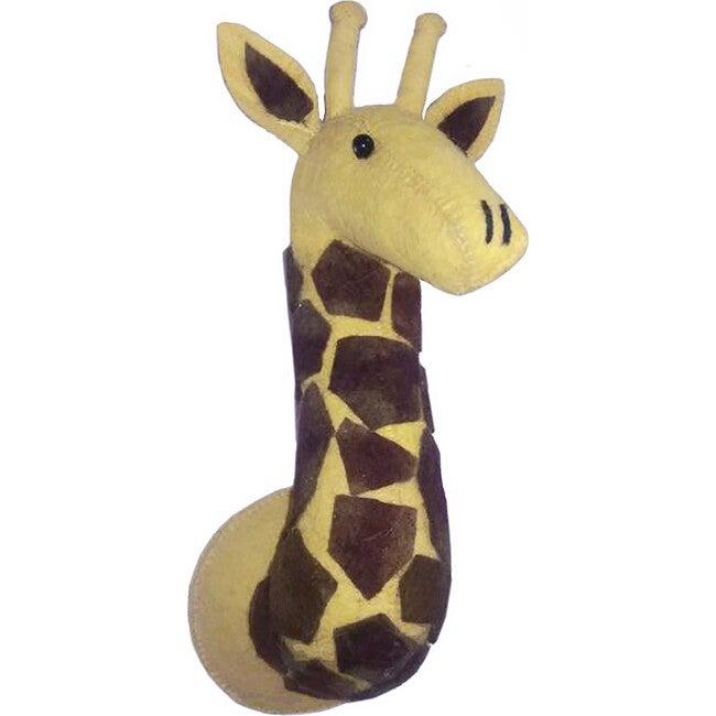 Mini Giraffe Head - Animal Heads - 1