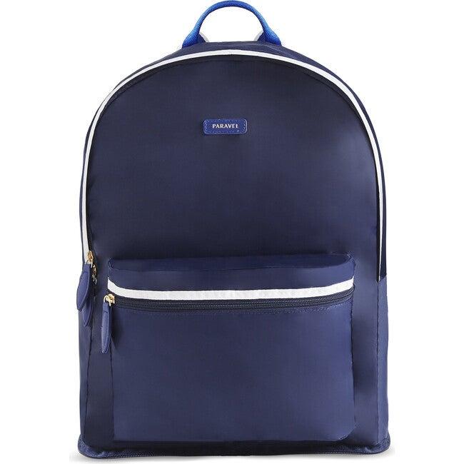 Fold-Up Backpack, Scuba Navy