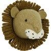 Mini Lion Head, Neutral - Animal Heads - 1 - thumbnail