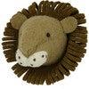 Mini Lion Head, Neutral - Animal Heads - 2