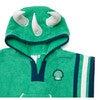 Kid's Spike Poncho Towel,Green - Cover-Ups - 3