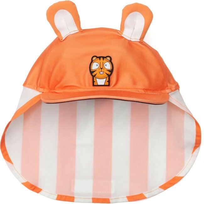 Kids Pounce Summer Hat, Orange