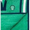 Kid's Spike Poncho Towel,Green - Cover-Ups - 4