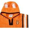 Kid's Pounce Poncho Towel,Orange - Cover-Ups - 3