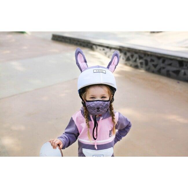 Hop the Bunny Kids Face Mask