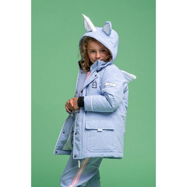 Sparkle The Unicorn Coat, Lilac