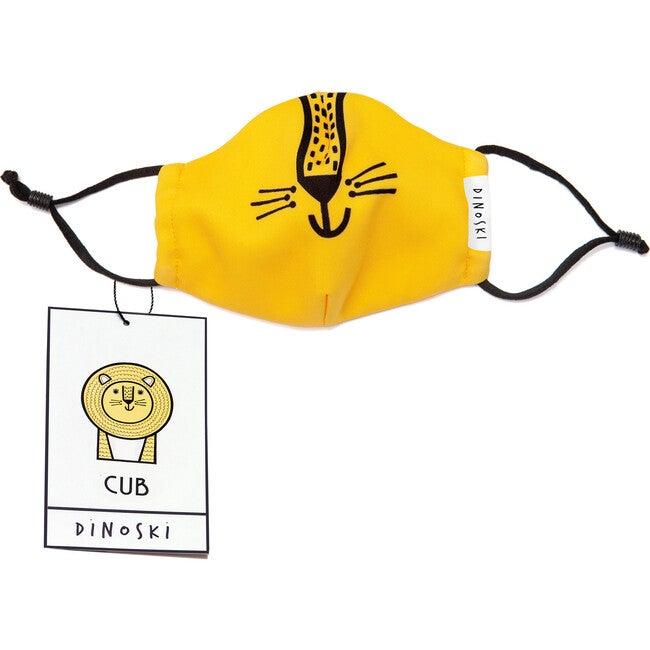Cub the Lion Kids Face Mask