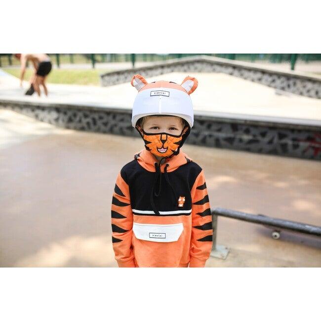 Pounce the Tiger Kids Face Mask