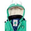 Spike The Dinosaur Coat, Green - Coats - 8