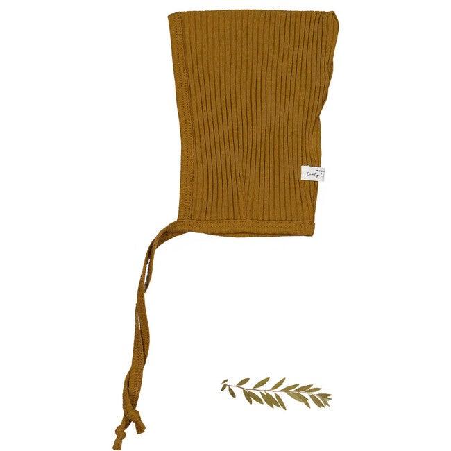 The Ribbed Pixie Bonnet, Cider