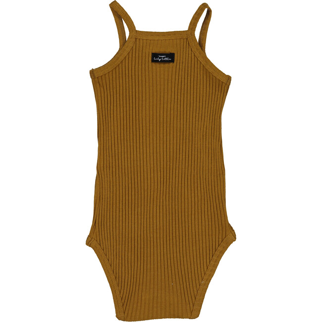 The Ribbed Tank Onesie, Cider