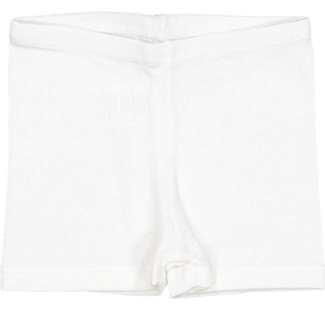 The Cotton Short, White
