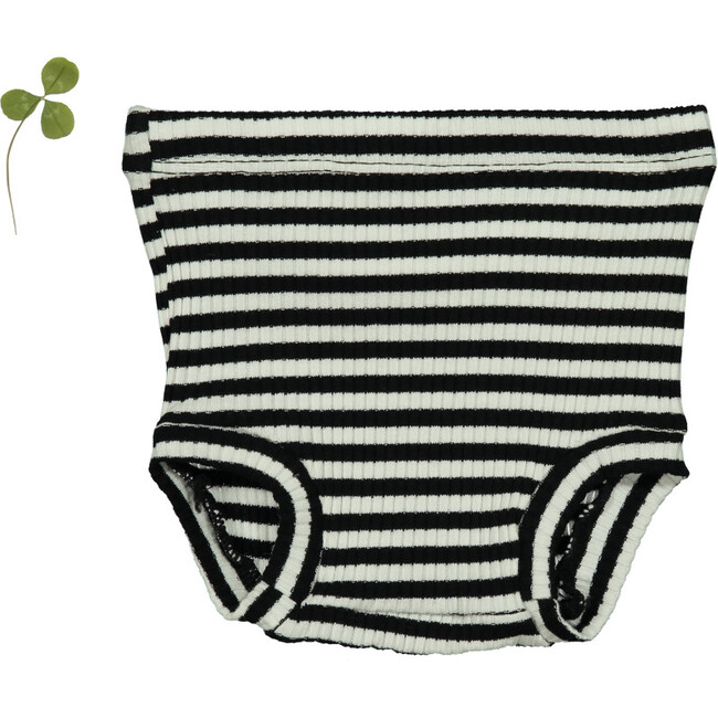 The Ribbed Bloomer, Stripe