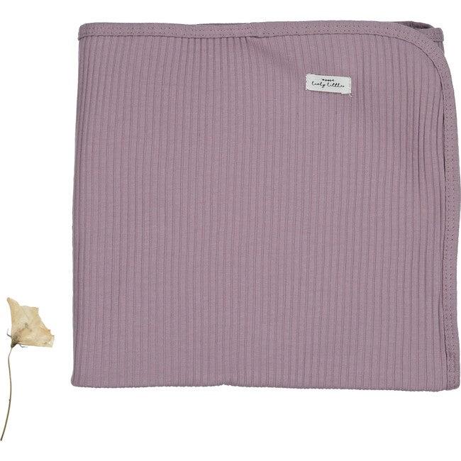 The Ribbed Blanket, Violet