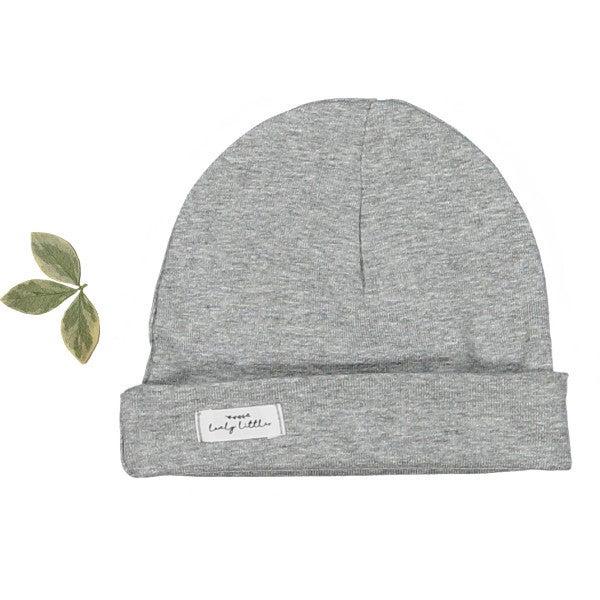The Cotton Hat, Heather Grey