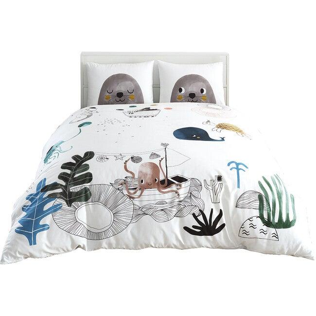 Underwater Love Bedding Set