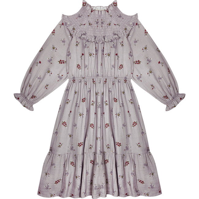 Donna Dress, Flower 01