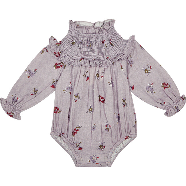 Donna Baby Romper, Flower 01