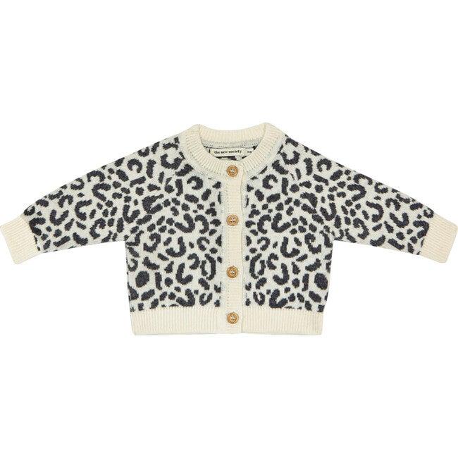 Rose Leopard Baby Jacket, Leopard