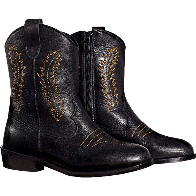 Dallas Boots , Black