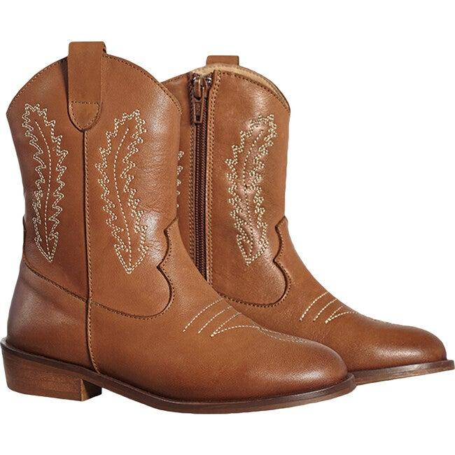 Dallas Boots , Caramel