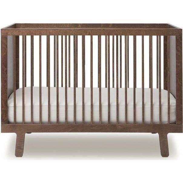 Sparrow Crib, Walnut