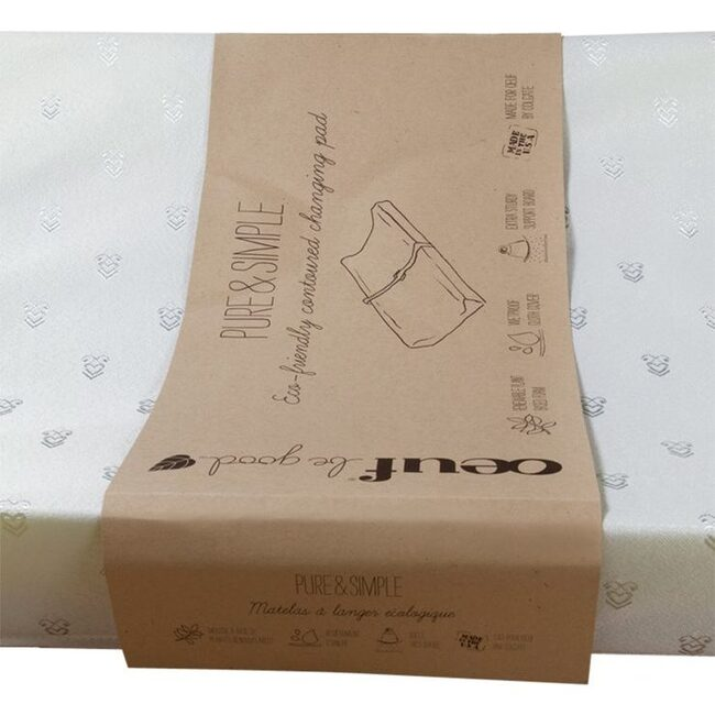 Eco Friendly Changing Pad