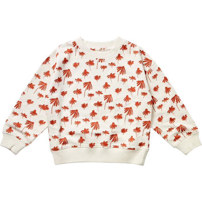 Echinacea Sweatshirt, Sunset