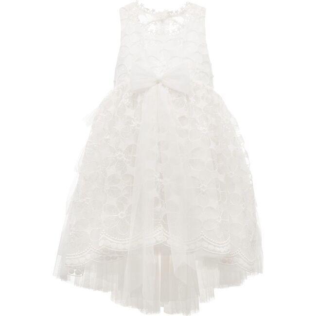 Winterbrook Dress, White